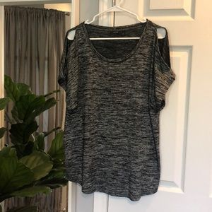 Apt 9 XL gray top